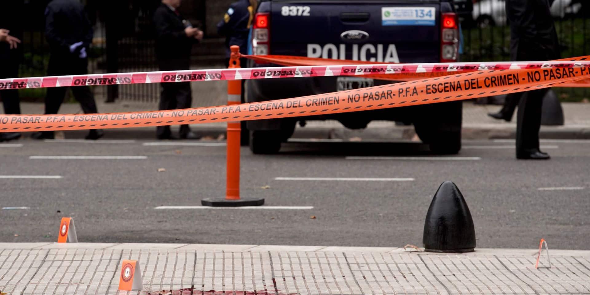Le député argentin agressé à Buenos Aires est décédé