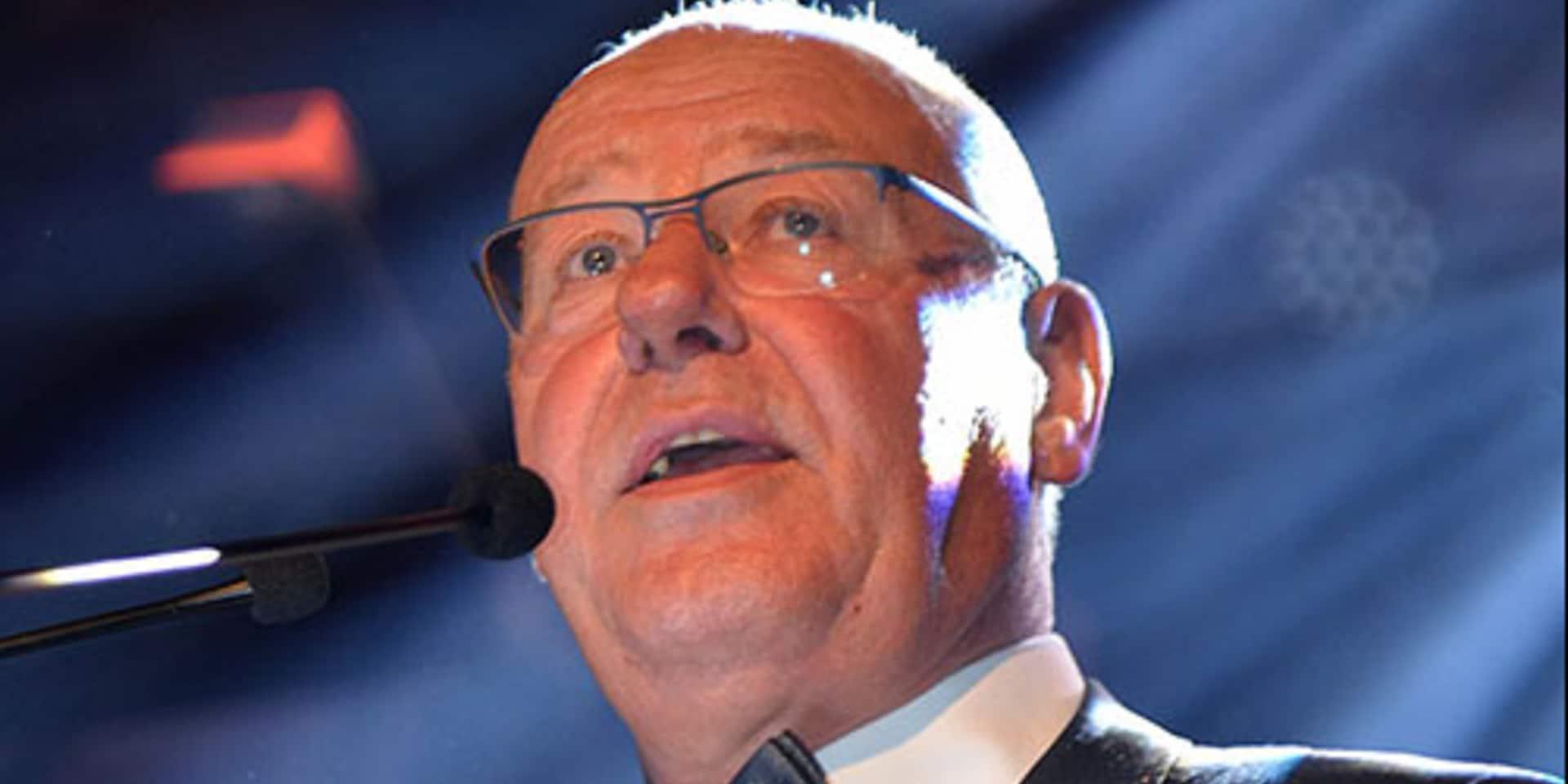André Roiseux, président de la CCI du Luxembourg belge, décède des suites du coronavirus