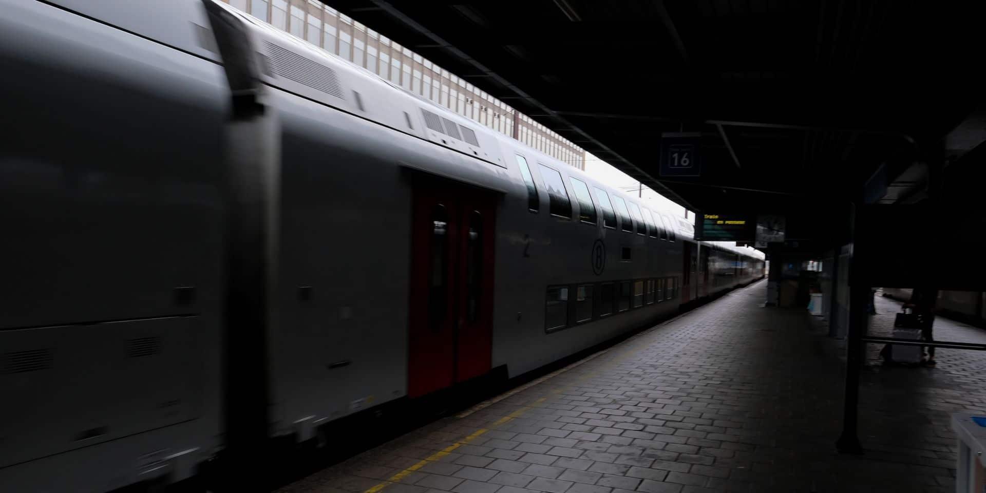 """Le rail belge n'est pas prêt pour la libéralisation : """"Une ouverture du marché dégraderait l'offre de transport"""""""