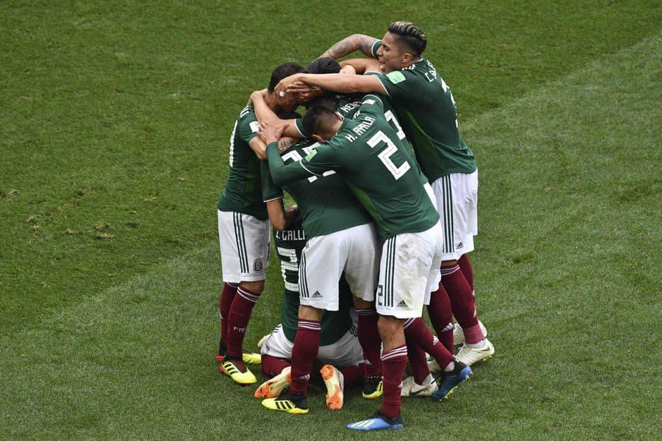 Allemagne-Mexique, les compos — CdM