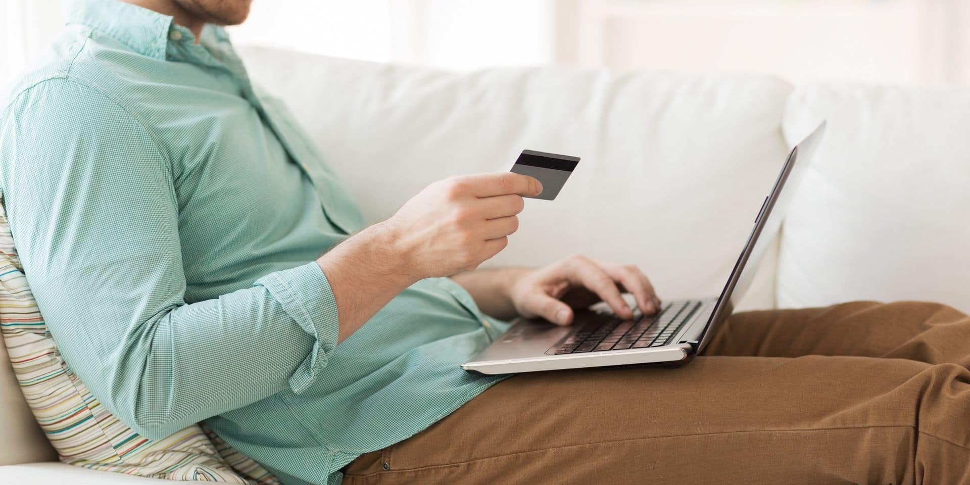 Le Belge a acheté un tiers de produits en plus en ligne durant la crise du coronavirus
