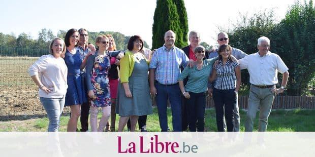 Brugelette, présentation de la liste Brugelette Ensemble le 1er septembre 2018