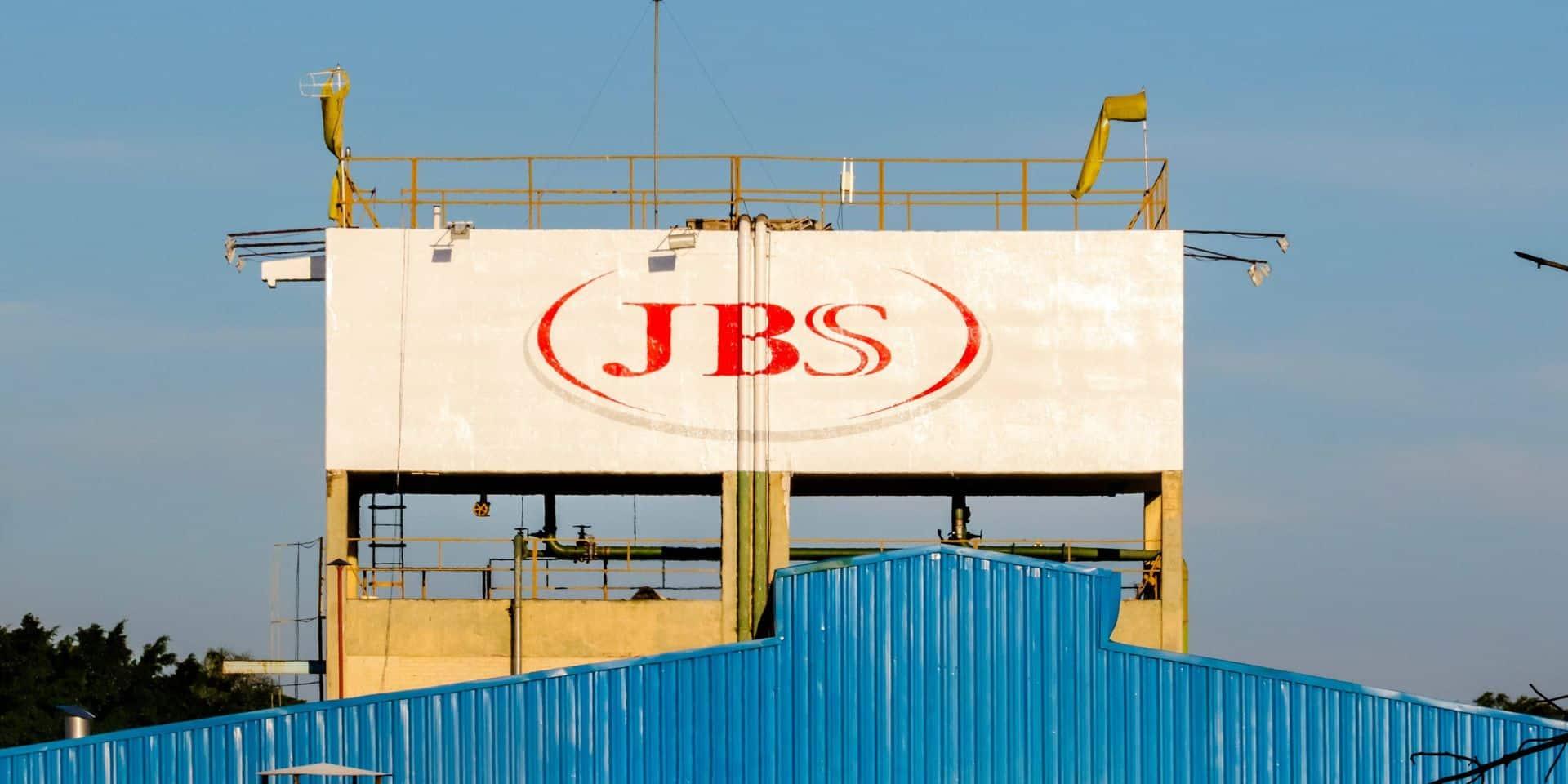 Le géant de l'agroalimentaire JBS victime d'une cyberattaque