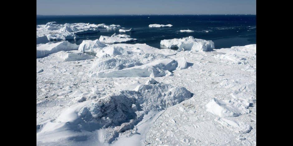 Un phénomène frappe le Groenland et pourrait augmenter le niveau des mers