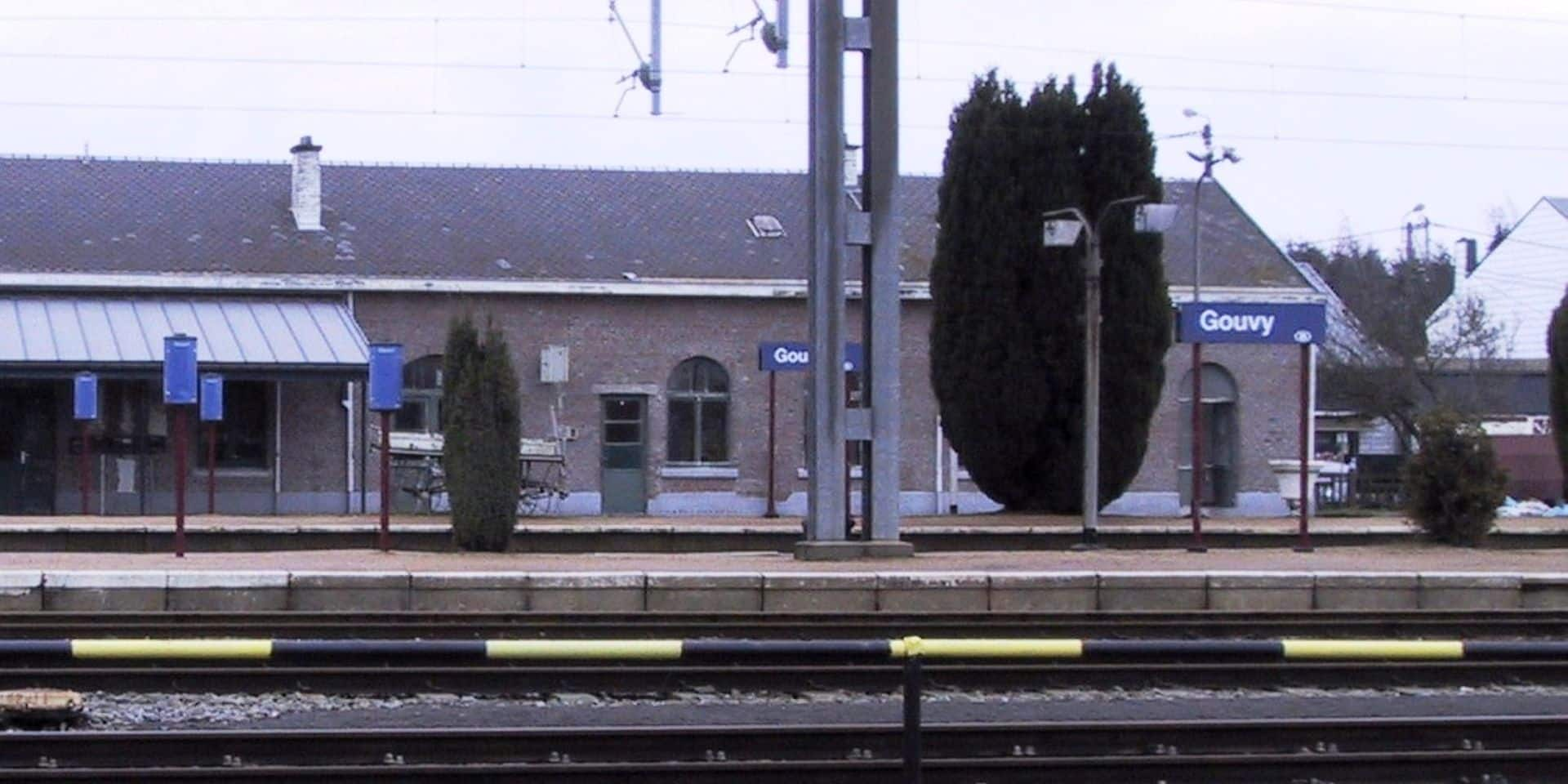 """Fermeture du guichet à la gare de Gouvy : """" Plus de 50 km pour accéder à un guichet !"""""""