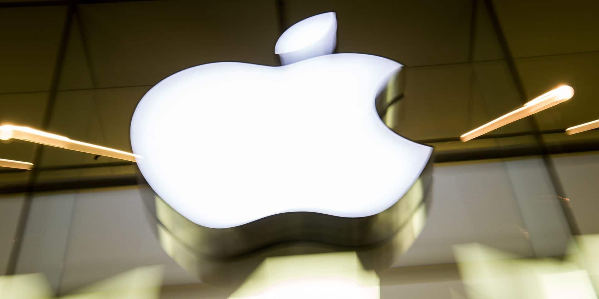 Pourquoi Pékin pourrait boycotter Apple
