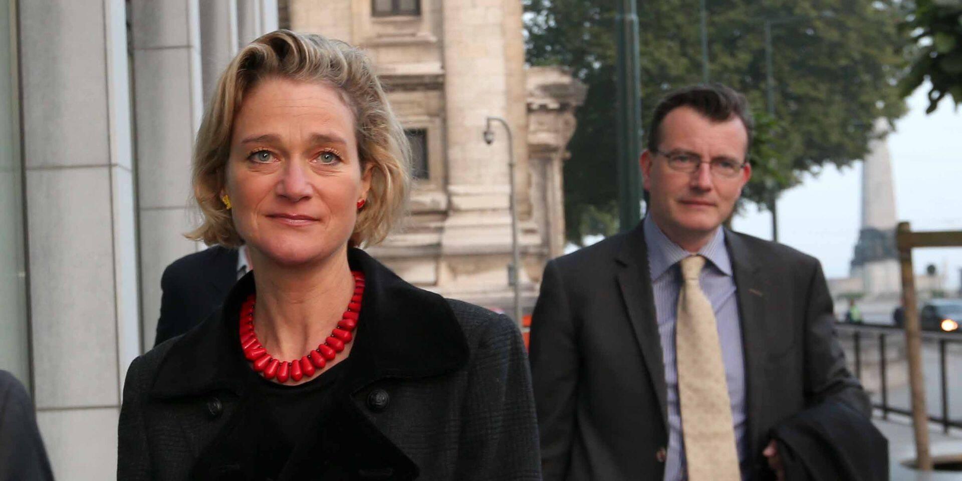 Delphine Boël devient officiellement princesse de Belgique