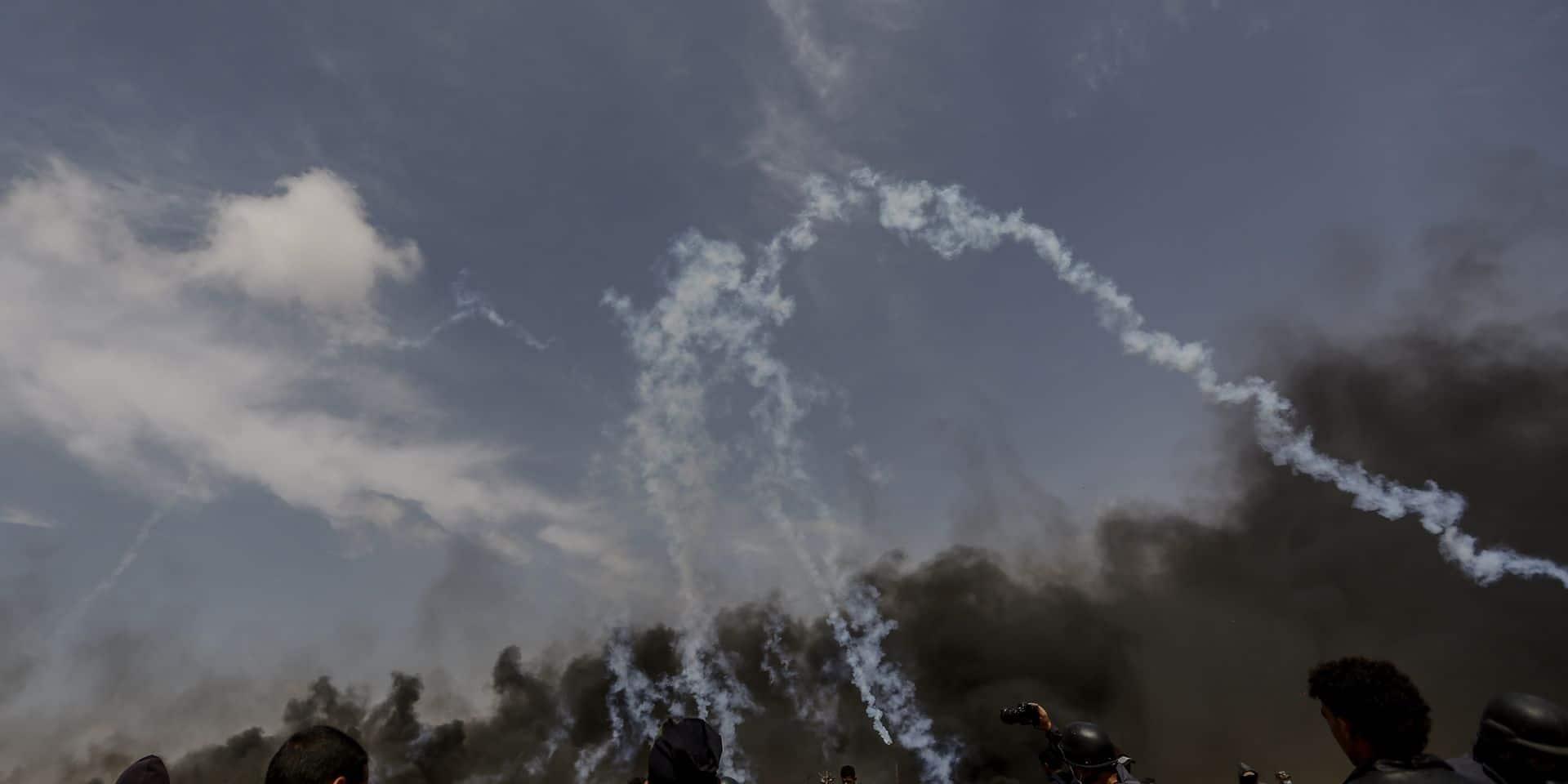Gaza: l'armée israélienne détruit un tunnel du Hamas