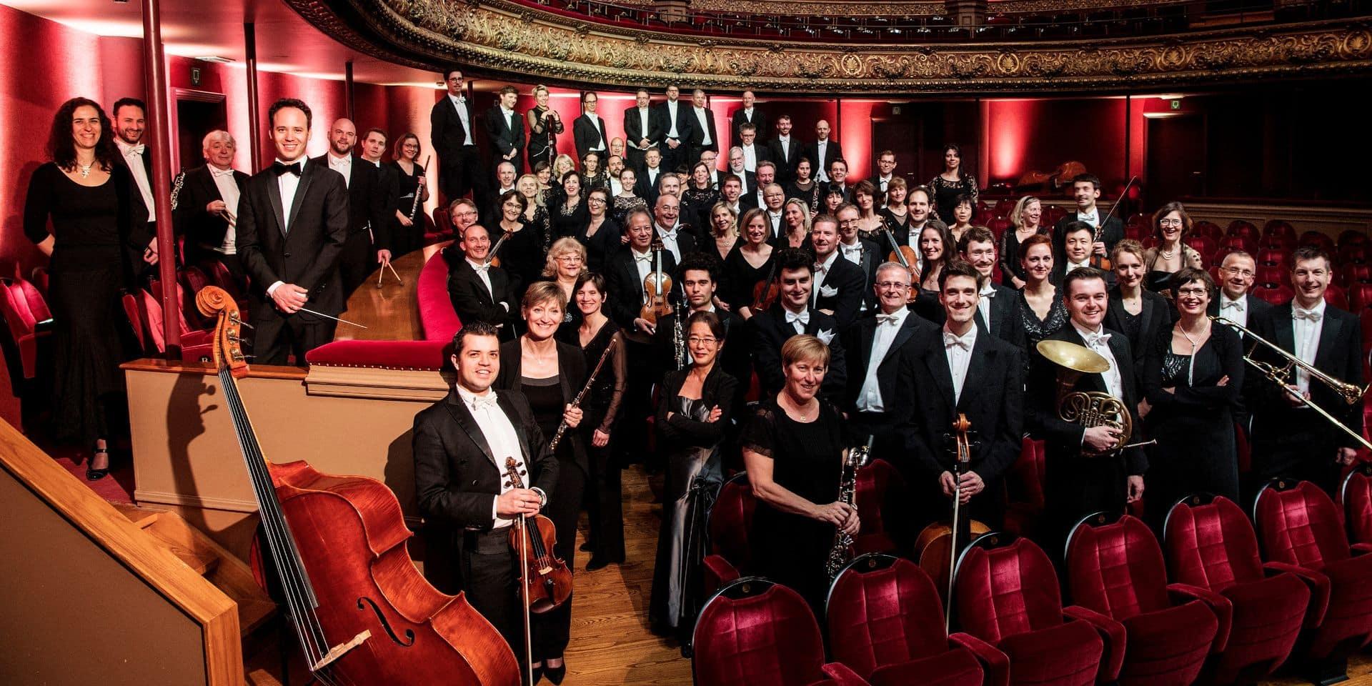 Liège: l'Orchestre prolonge ses annulations...