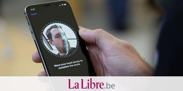 Reconnaissance faciale : Face ID toujours en tête de la sécurité