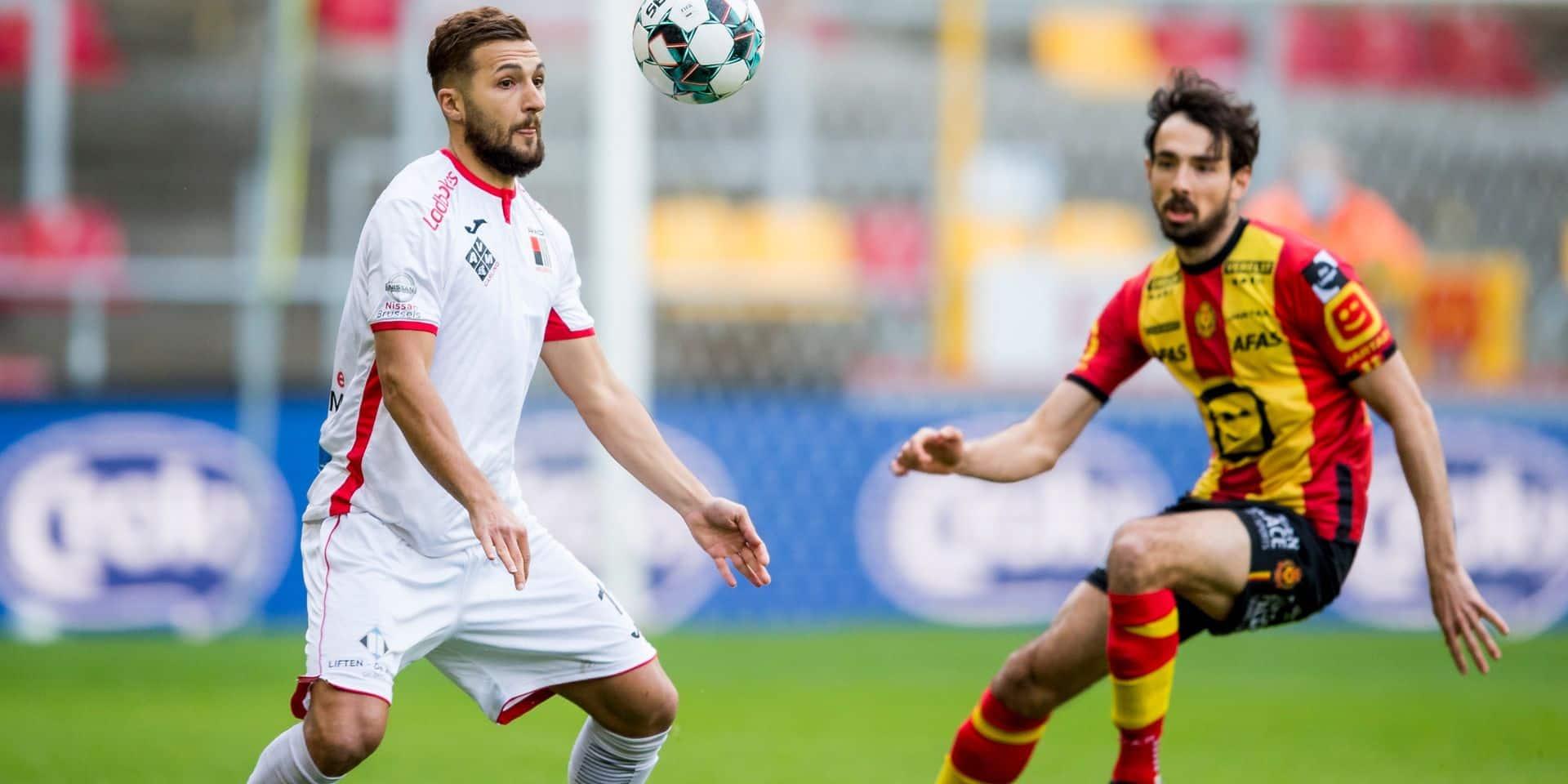 Le RWDM battu à Malines et éliminé de la Coupe de Belgique