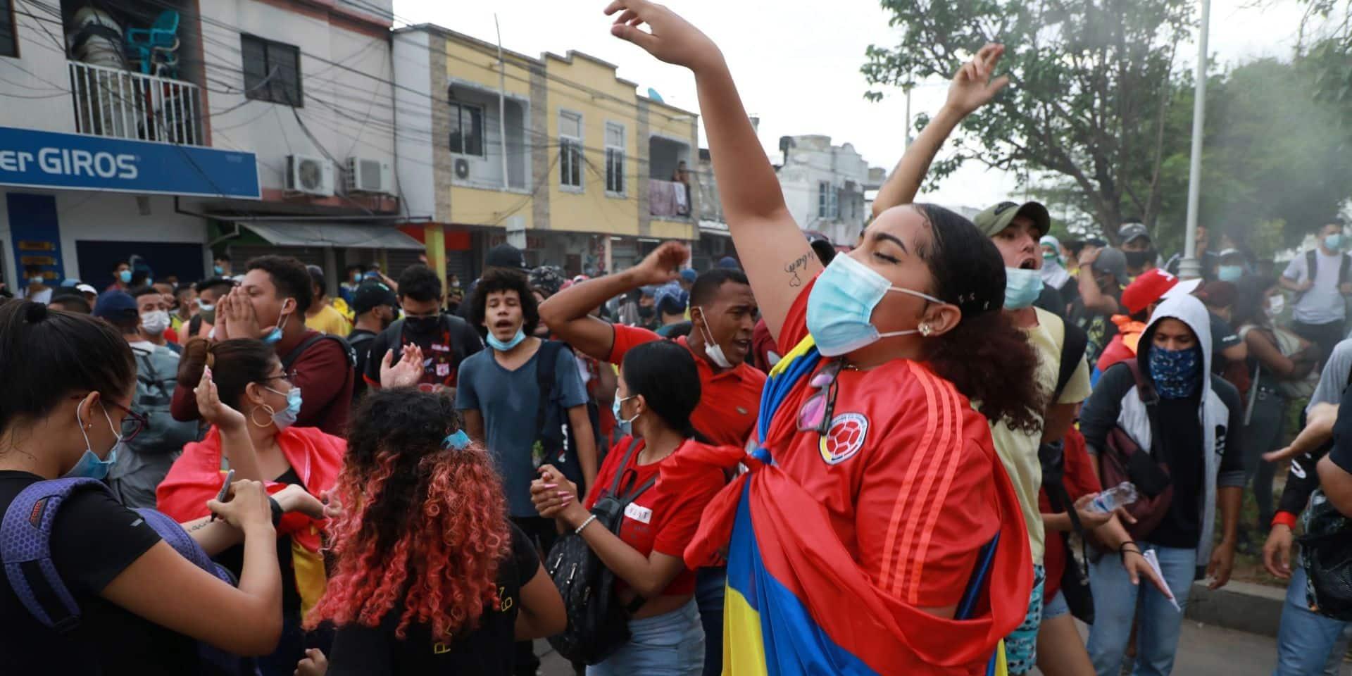 """Manifestations en Colombie: HRW dénonce des """"abus très graves"""" de la police"""