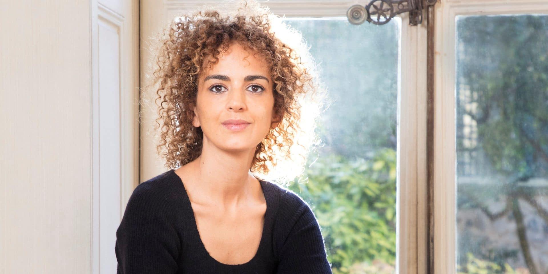 Foire du livre: Leïla Slimani sonde les relations franco-marocaines