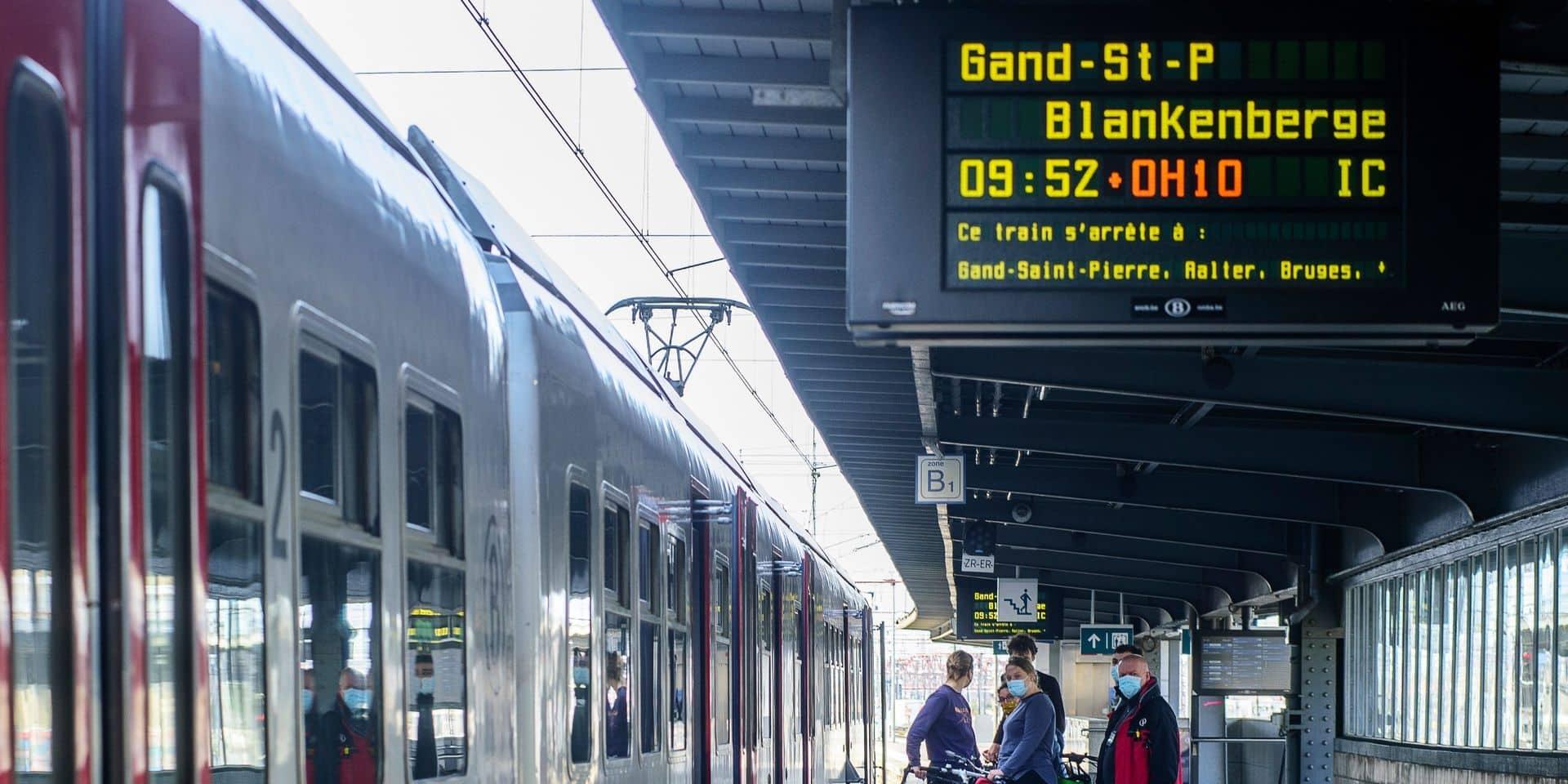 """Quel bilan pour les """"Côte-Express"""", ces trains directs vers la mer sur réservation lancés ce week-end?"""