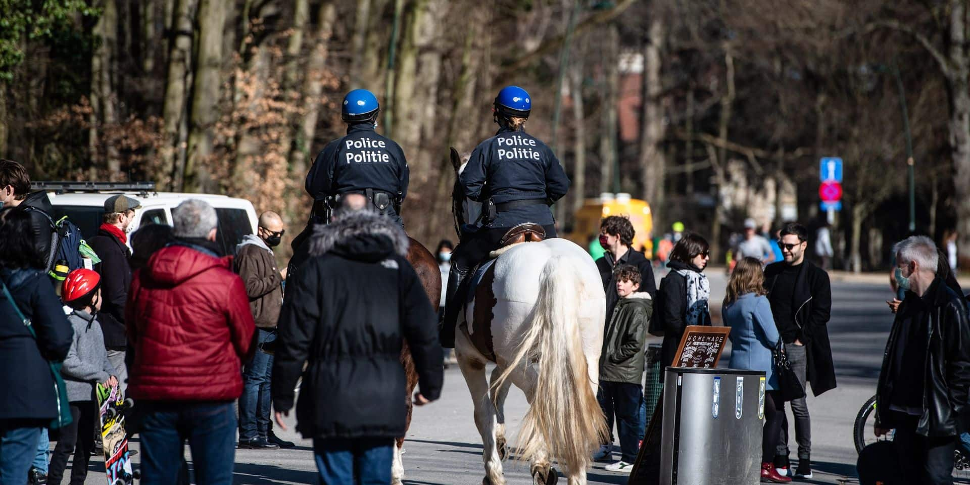 Fake festival La Boum: la police sera malgré tout présente au Bois de la Cambre