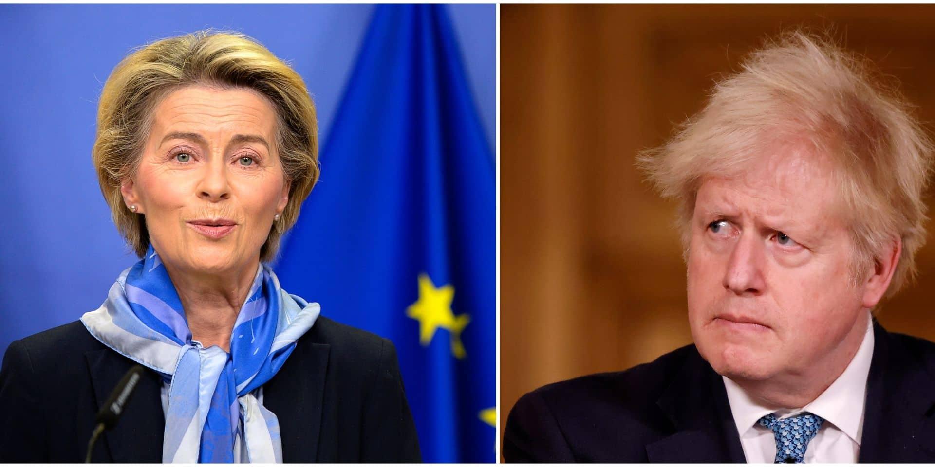 L'Union européenne et le Royaume-Uni ont trouvé un accord: retour sur des dernières heures agitées