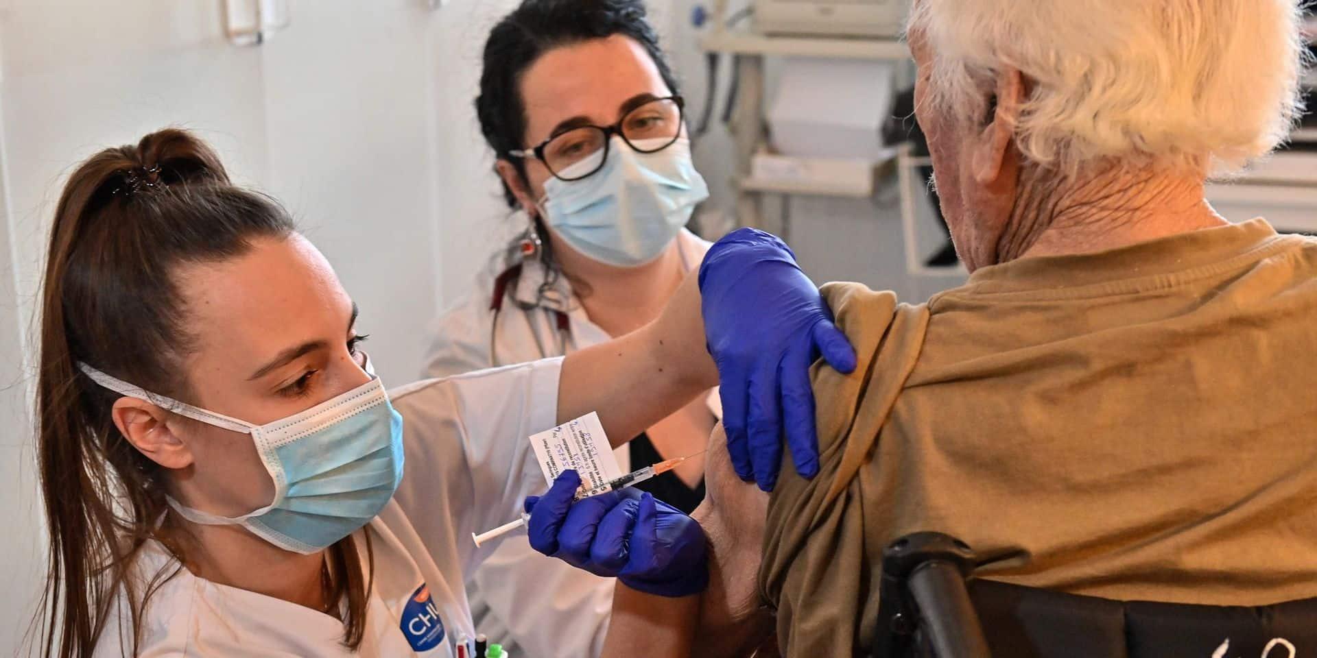 Aucune preuve que le vaccin Pfizer-BioNtech protègera sans 2e injection après 21 jours