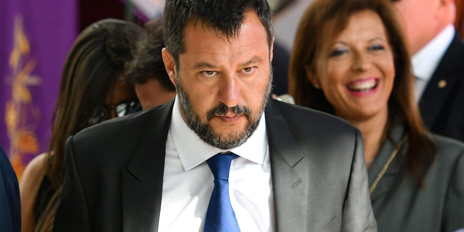 Édito: le coup de poker de Salvini