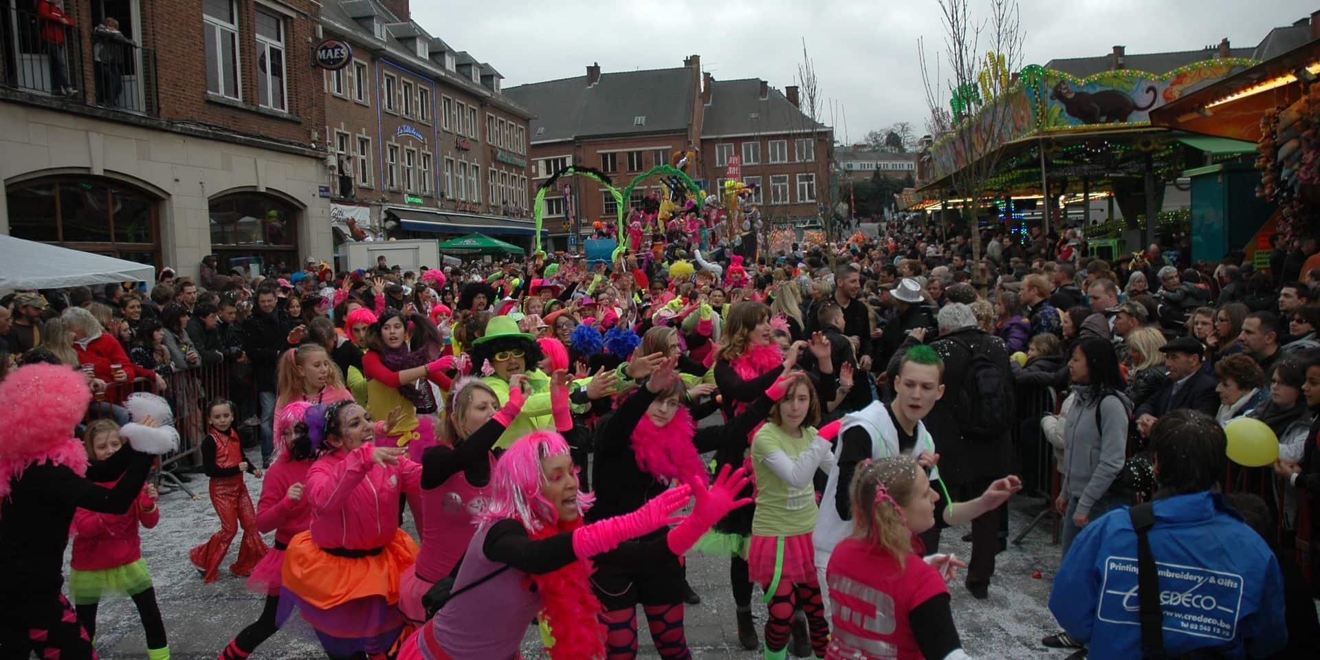 En route pour la 118e édition du carnaval de Nivelles