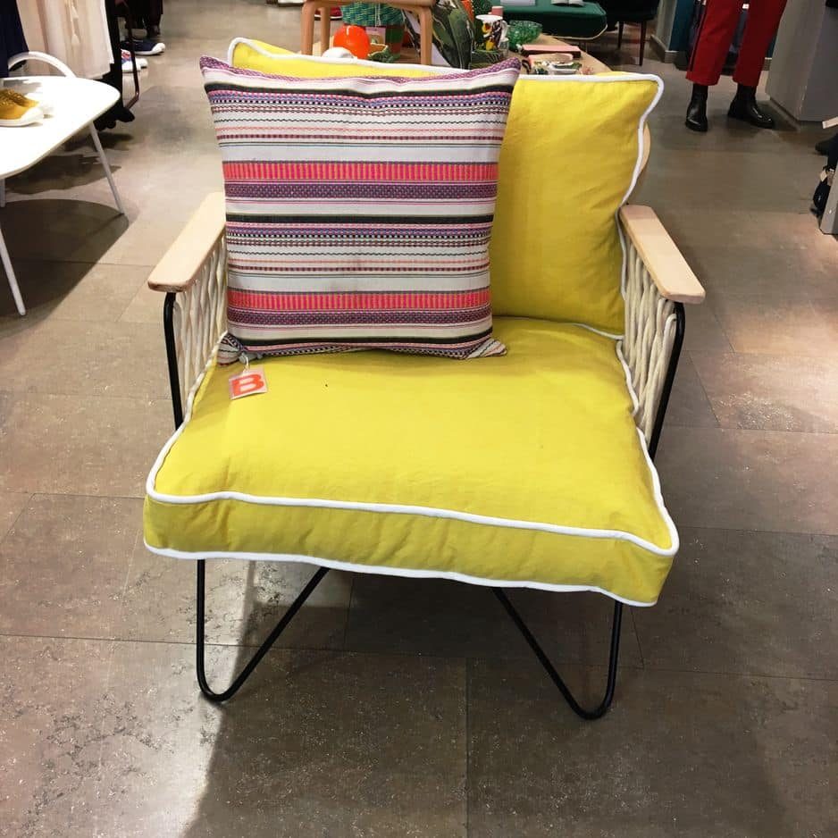 Coussin, 45€, fauteuil, 530€