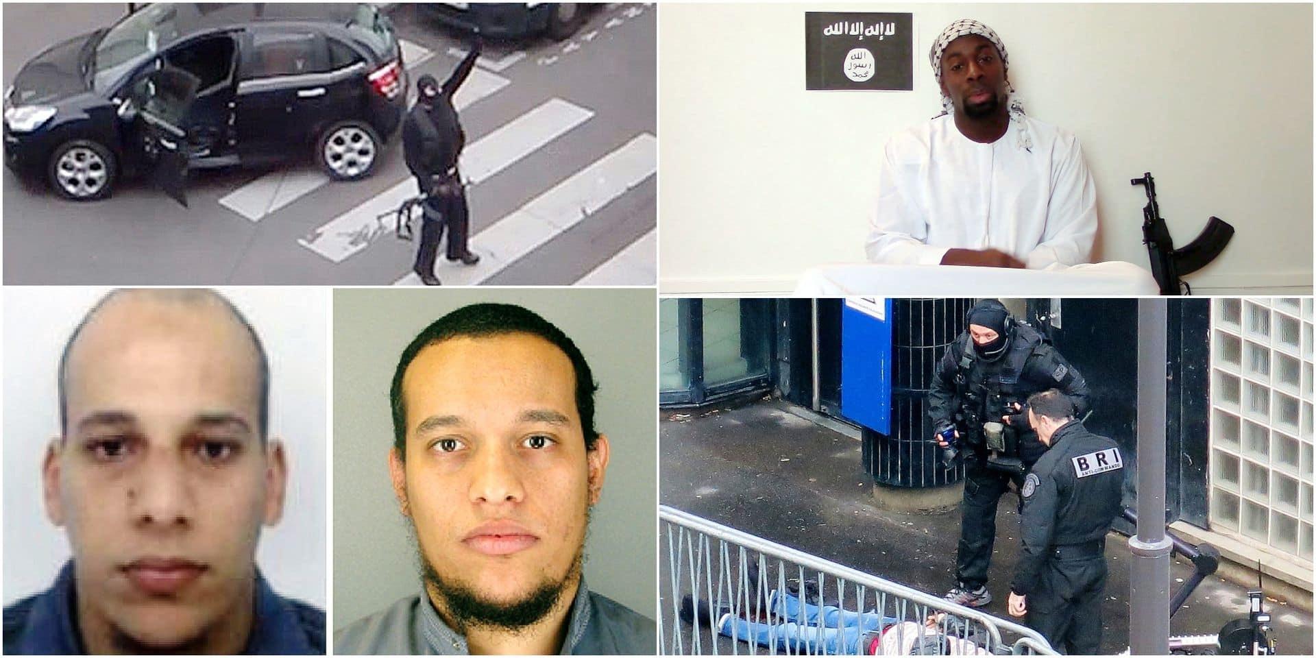 Attentats de Charlie Hebdo, nos dernières révélations : les vrais plans des frères Kouachi et d'Amedy Coulibaly après l'attaque de l'hebdomadaire
