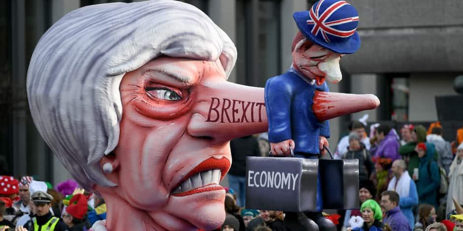 La Banque d'Angleterre sabre ses prévisions de croissance face au Brexit