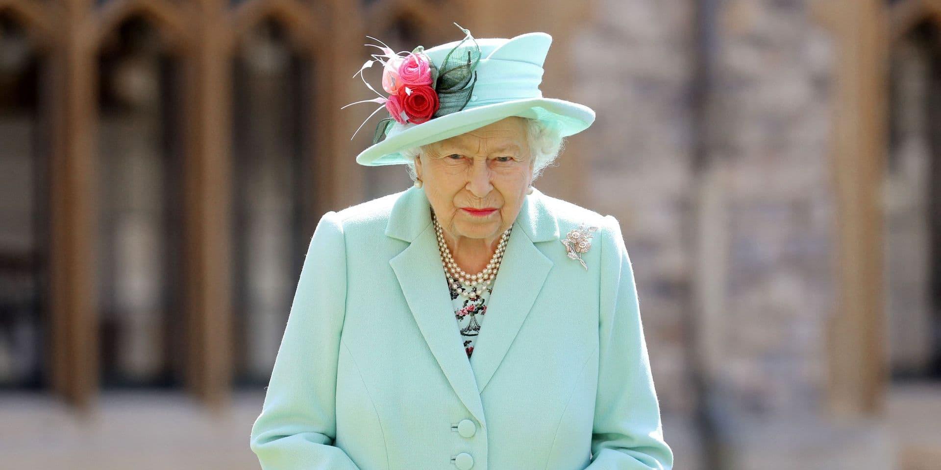 Premier anniversaire sans son époux pour la reine Elizabeth