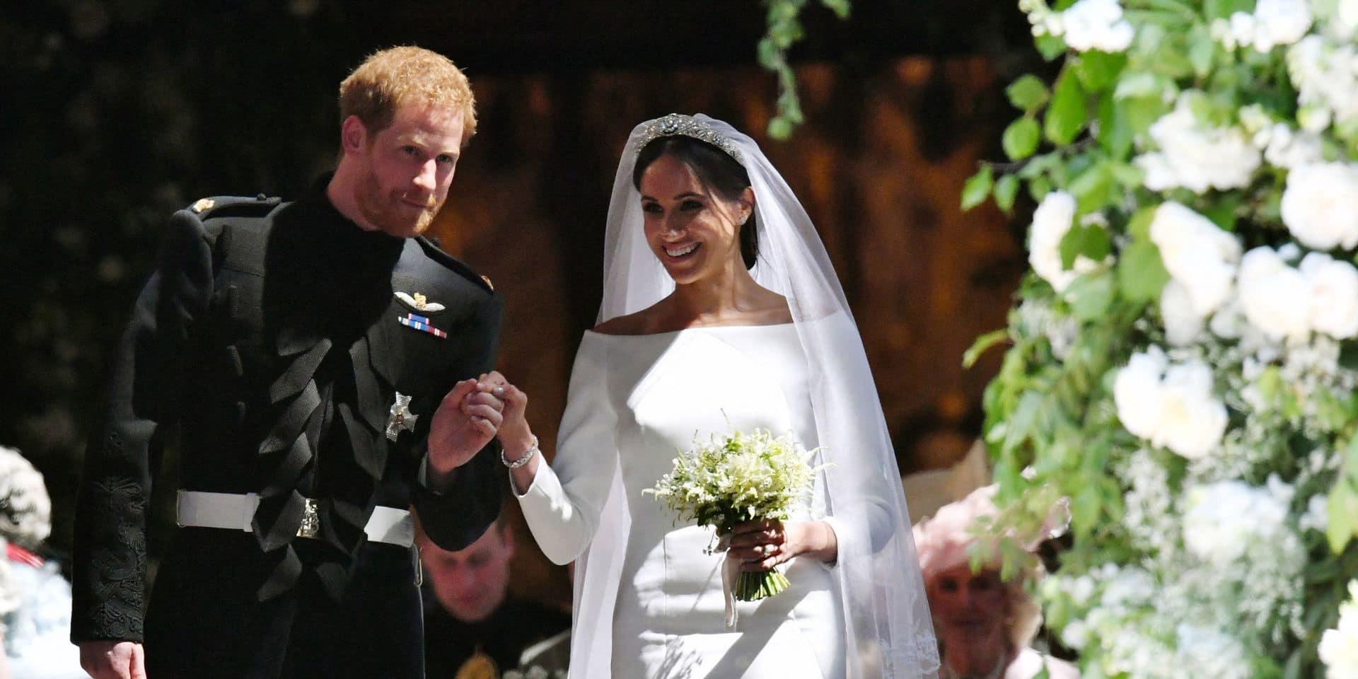 Meghan et Harry: un membre de l'Église affirme que leur mariage secret n'a pas eu lieu