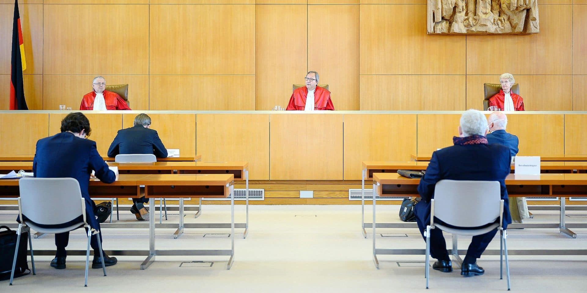 La justice allemande demande des comptes à la Banque centrale européenne et soufflète la Cour de justice de l'UE