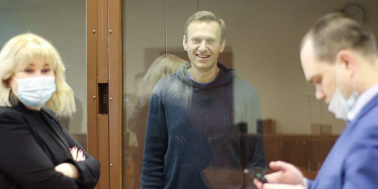Le parquet russe requiert 10.600 euros d'amende contre Navalny pour diffamation