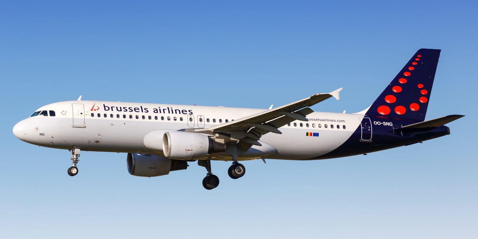 Brussels Airlines prévoit des alternatives pour les passagers de flybmi en liquidation