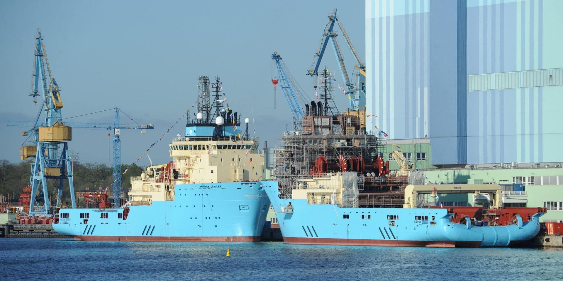 Le secteur maritime accélère sa révolution verte : un défi qui coûte cher
