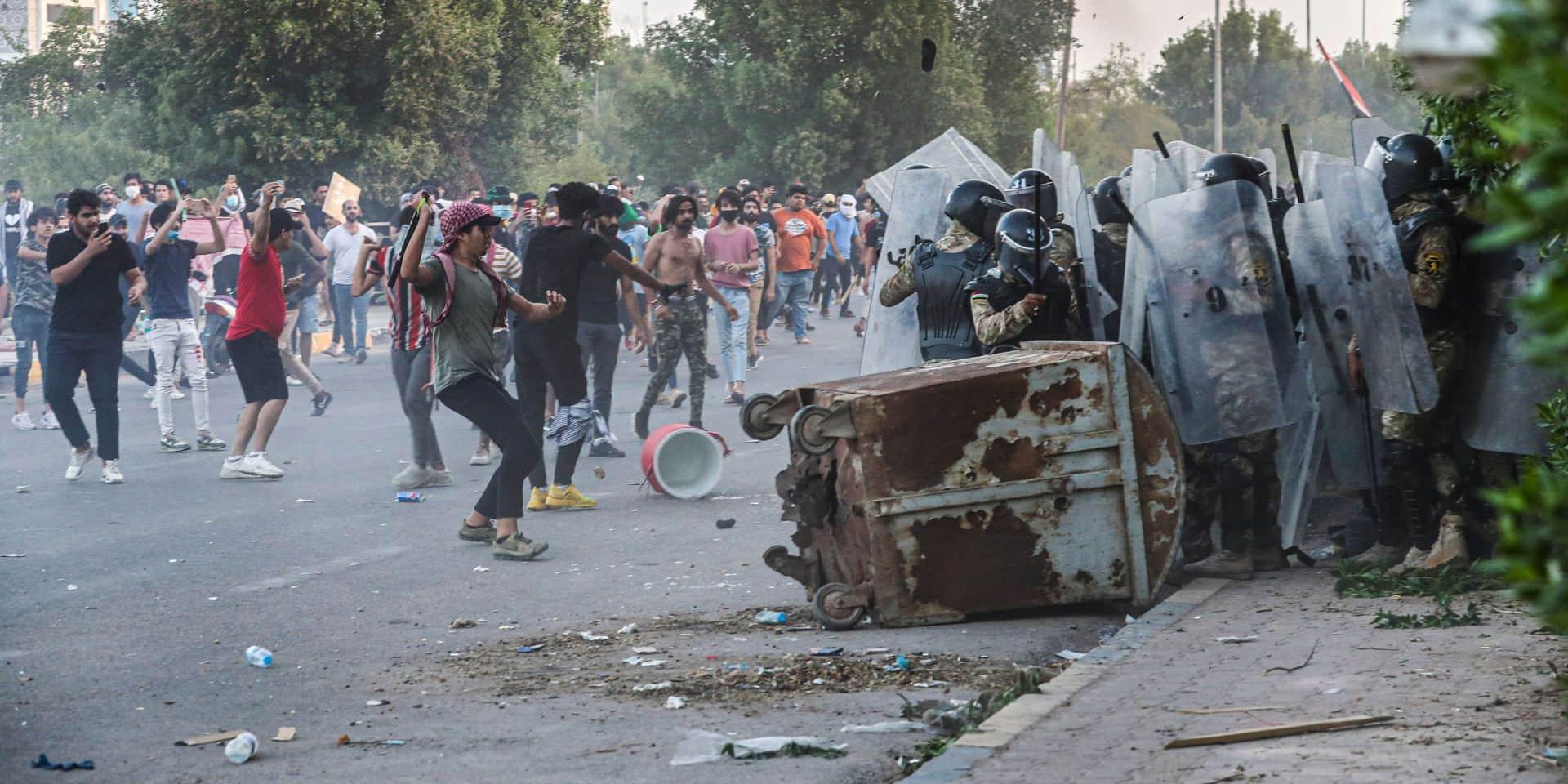 Irak: nouvelle attaque à la roquette, la 5e en dix jours
