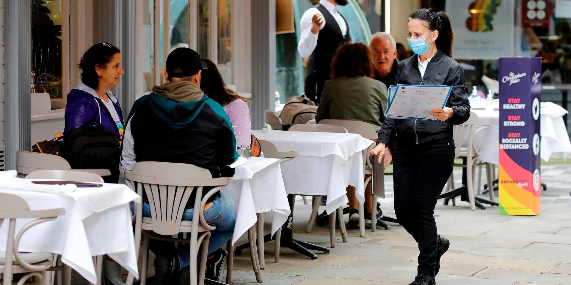 """La police à nouveau sollicitée pour des contrôles dans les établissements horeca: """"Nous ne pourrons pas être partout"""""""