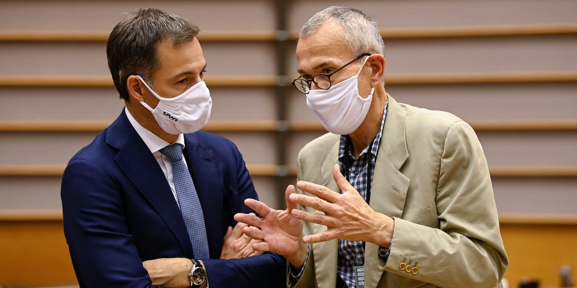 L'évolution du virus inquiète. Bientôt un nouveau CNS?