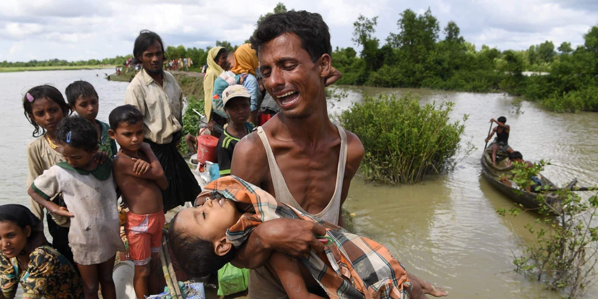 Des militaires birmans confessent des exactions à l'encontre de Rohingyas