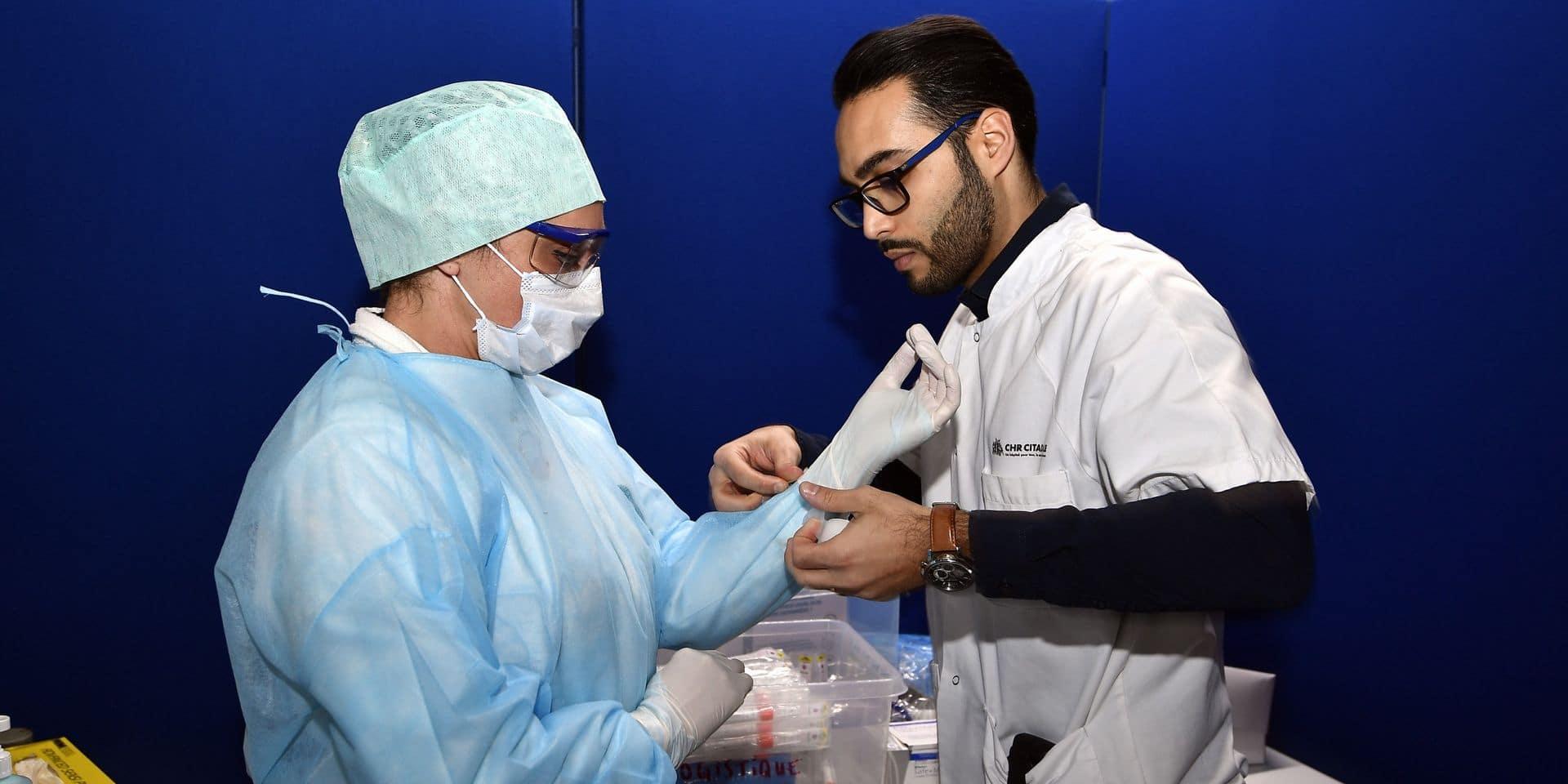 Coronavirus: un hôpital belge place tout son service de gériatrie en quarantaine