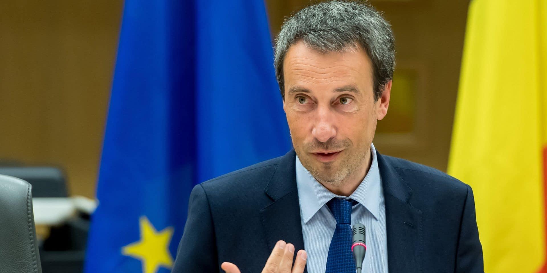 """Le ministre Goffin sur la polémique des masques: """"La Défense est lassée des critiques qui lui sont adressées"""""""
