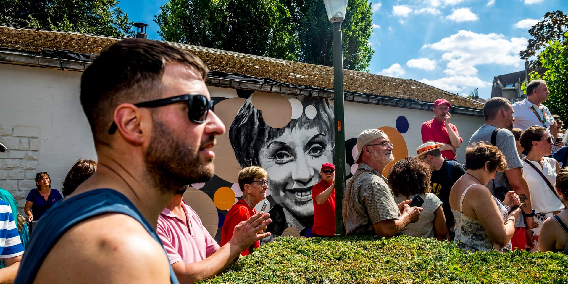 L'art urbain transforme Bruxelles en musée en plein air