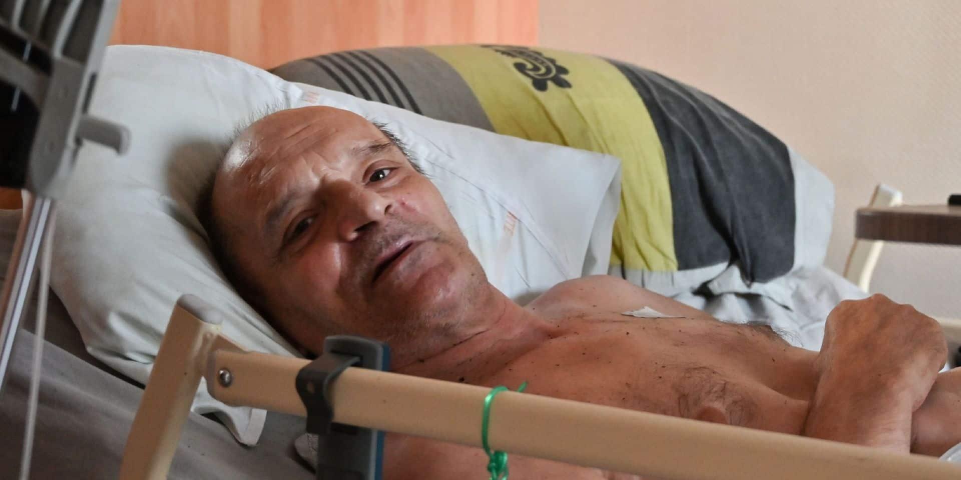 Alain Cocq hospitalisé après 4 jours sans traitement, sa mandataire proteste