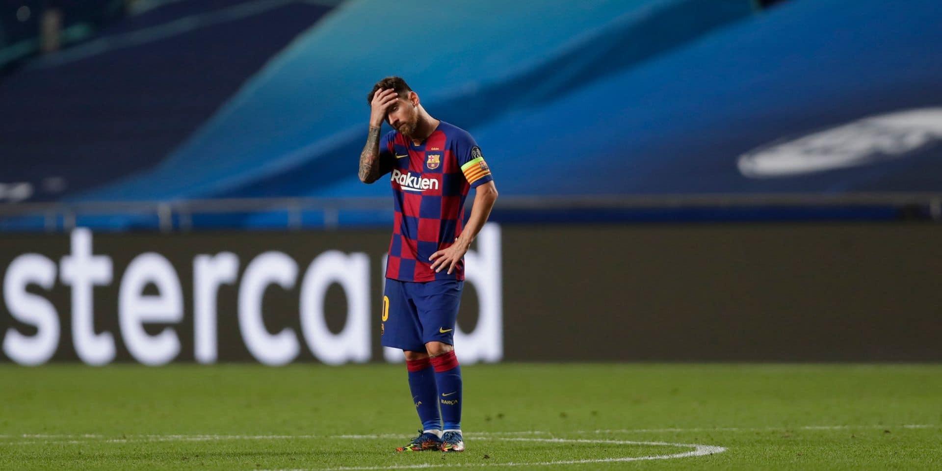 Messi invisible, Muller irrésistible: six joueurs sous la loupe après Bayern - Barça