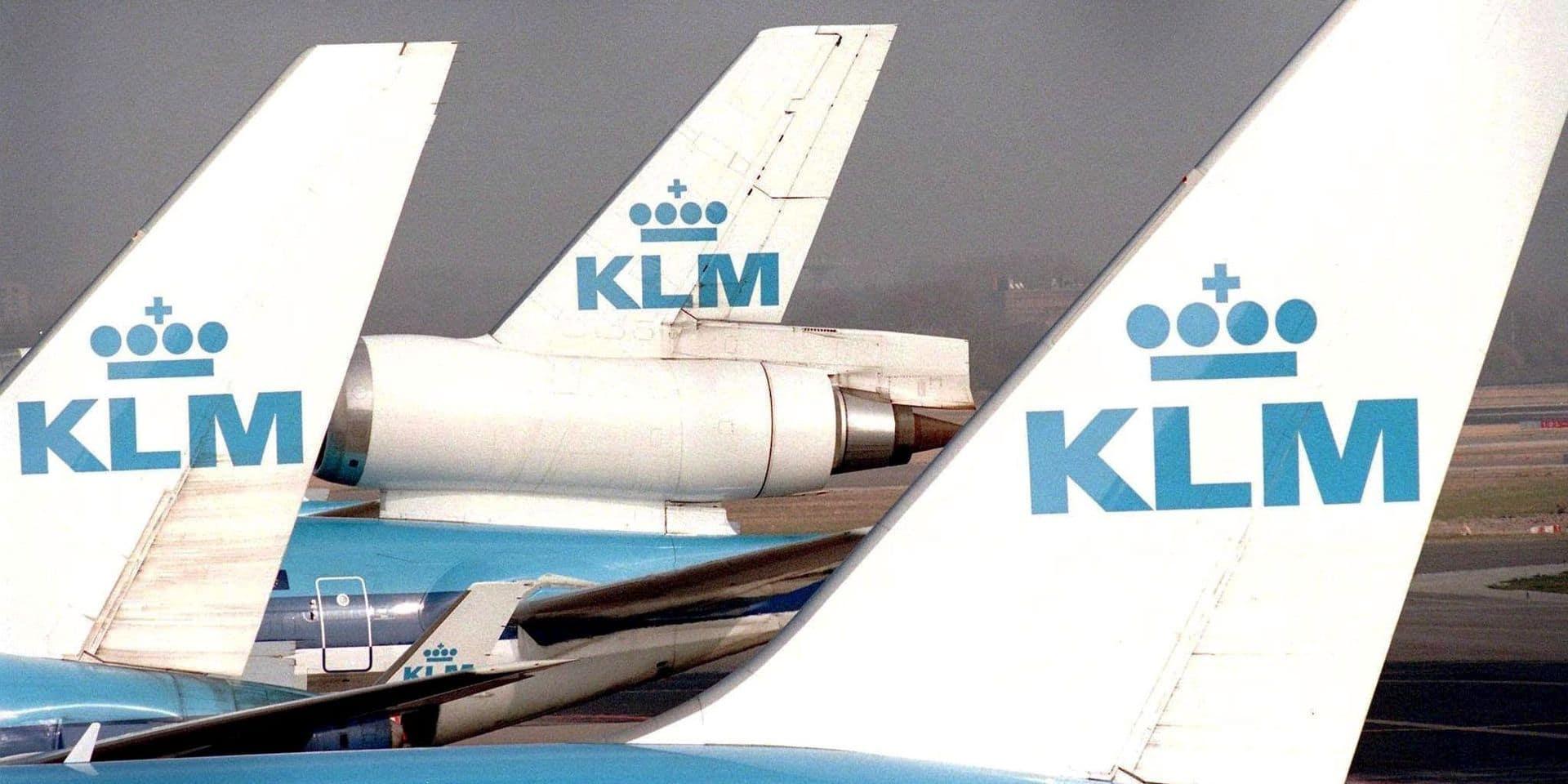 L'UE autorise l'aide néerlandaise de 3,4 milliards d'euros à KLM