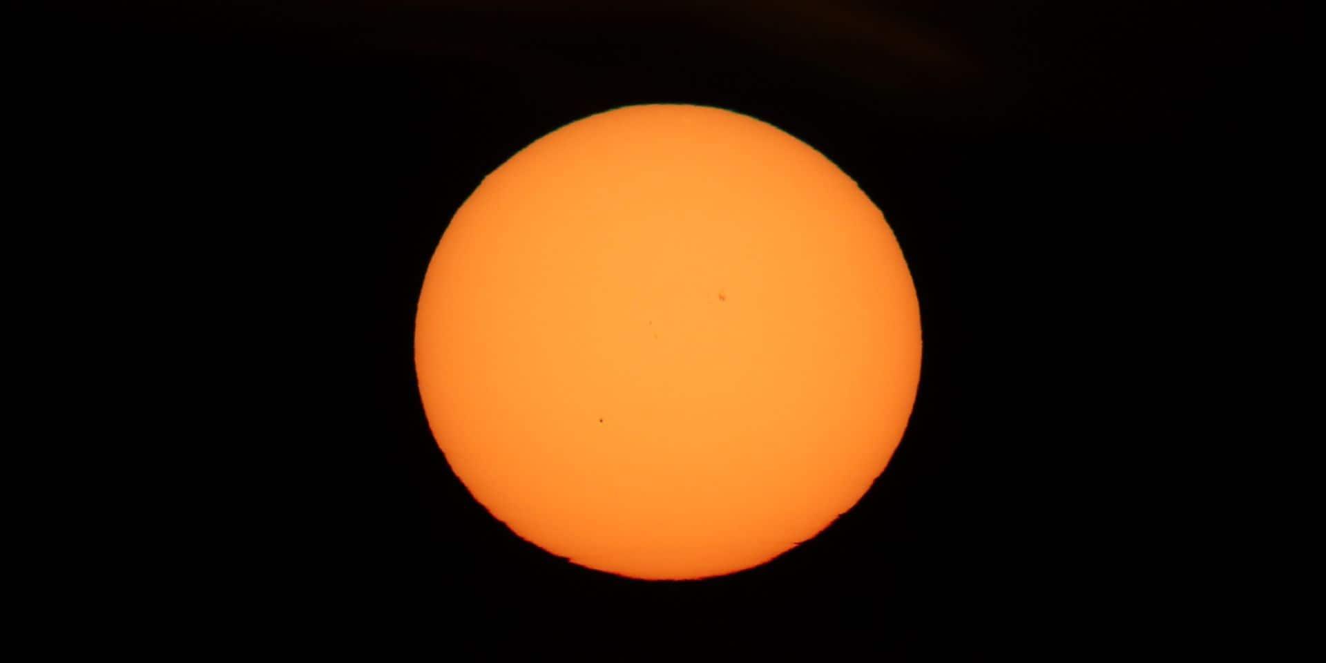 Phénomène astronomique exceptionnel: la petite Mercure a rendez-vous avec le Soleil ce lundi
