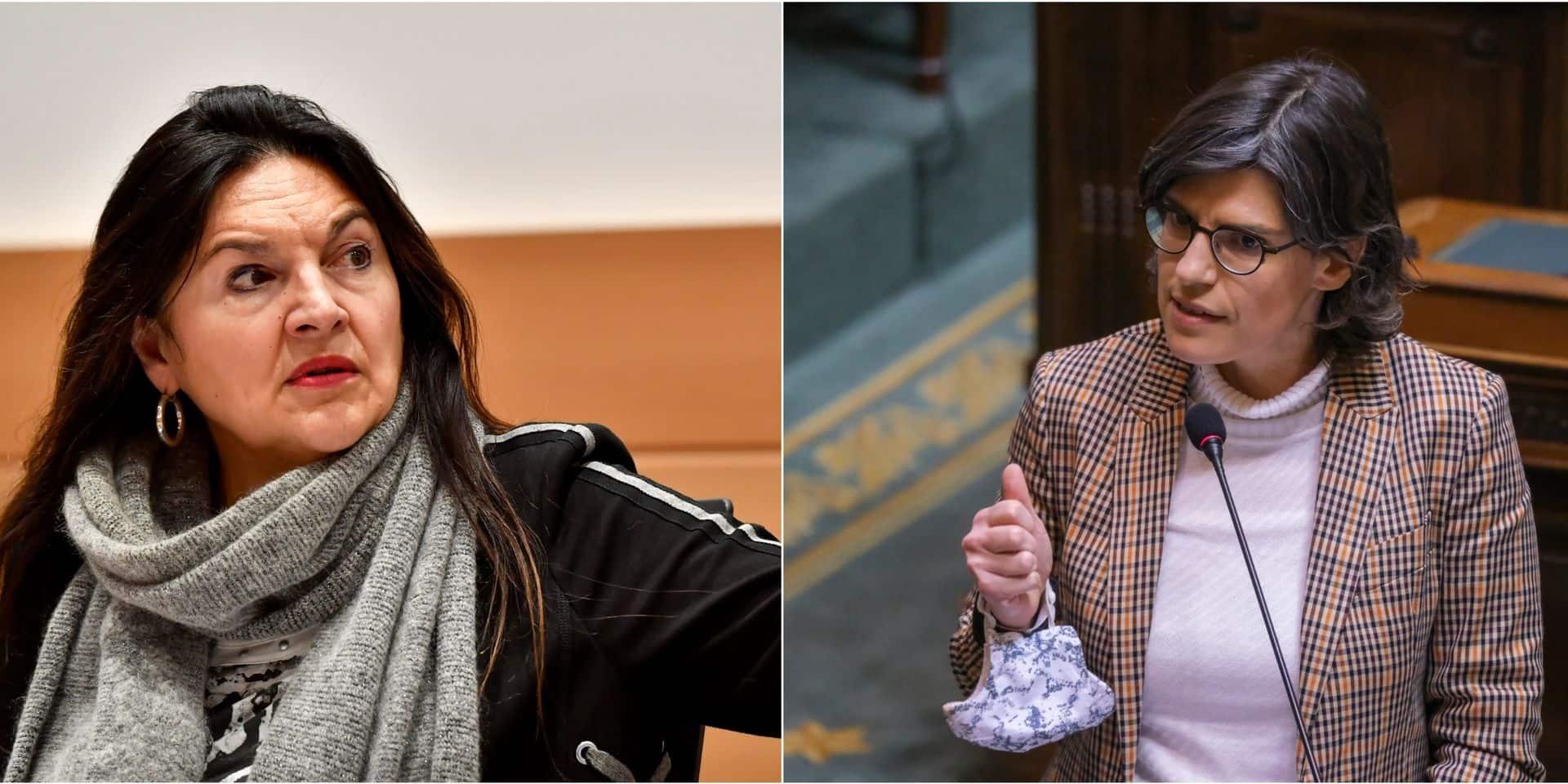 Des divergences entre l'ancienne ministre de l'Energie Marie Christine Marghem (MR), et l'actuelle ministre Tinne Van der Straeten (Groen).