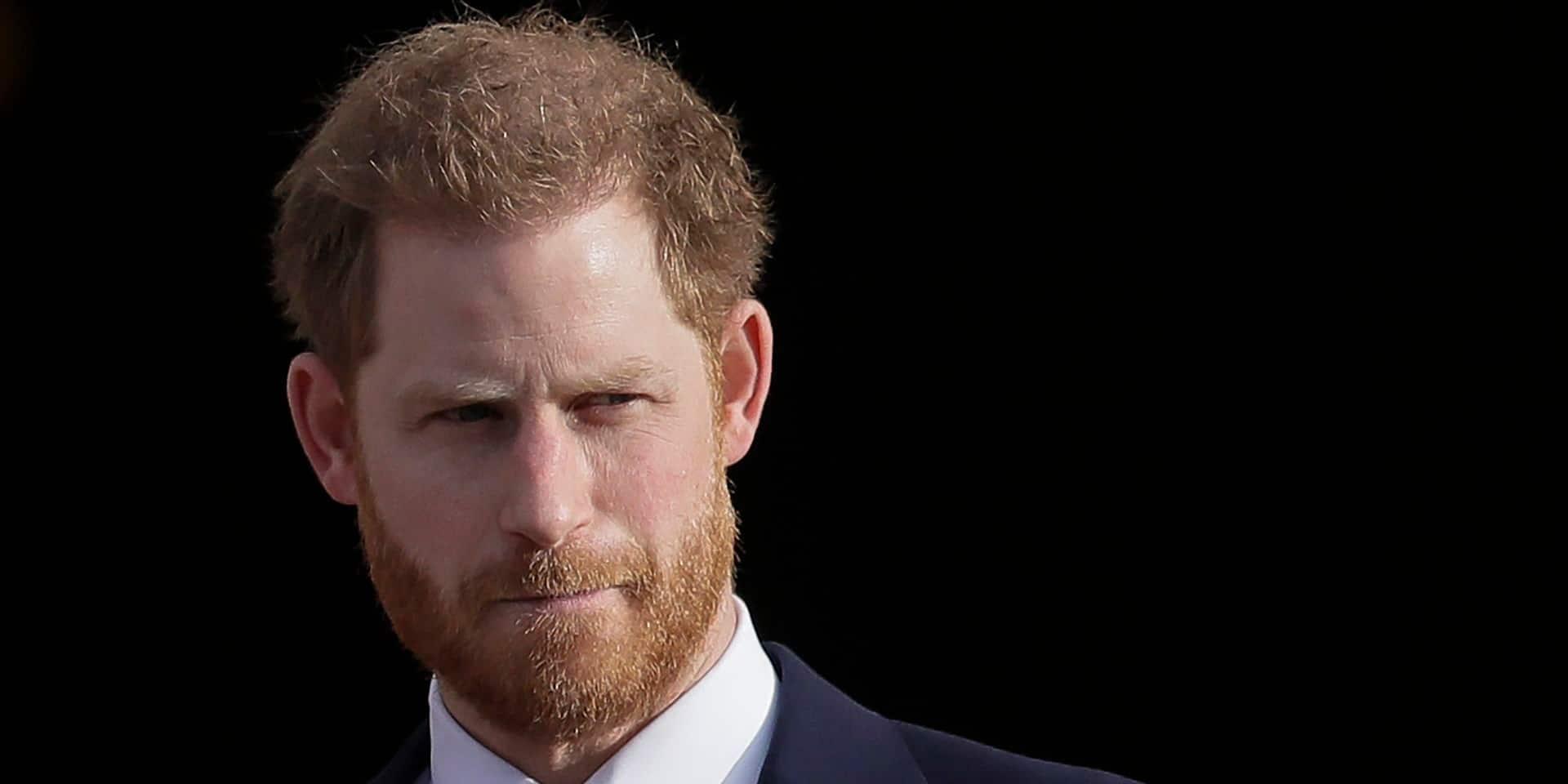 Le prince Harry riposte et révèle combien il a réellement touché sur l'héritage de son arrière-grand mère
