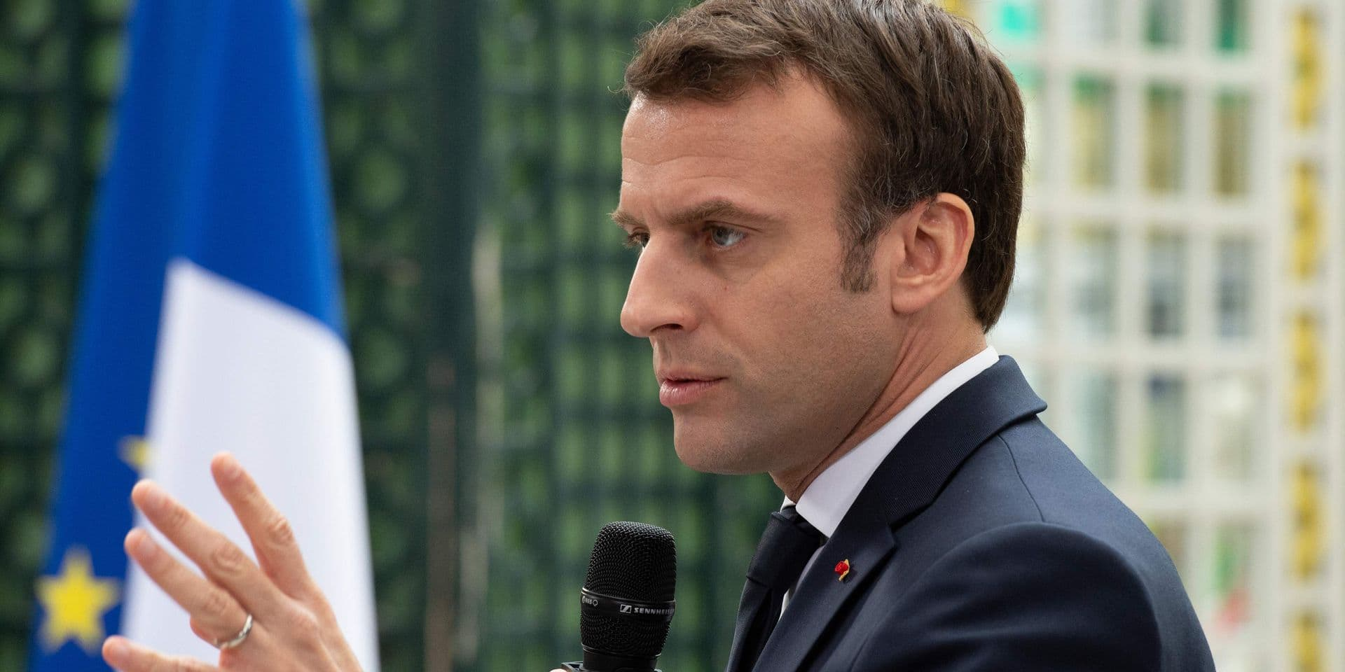 """Pour Macron, le mouvement des """"gilets jaunes"""" devient """"incompréhensible"""" aux yeux des Français"""