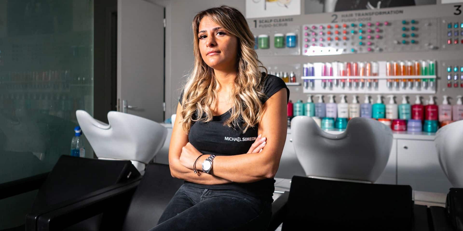 """La meilleure coiffeuse de Belgique est Bruxelloise : """"Pour moi, participer était déjà une victoire"""""""