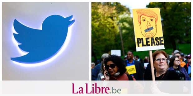 Twitter supprime 10 000 comptes prônant l'abstention — Midterms