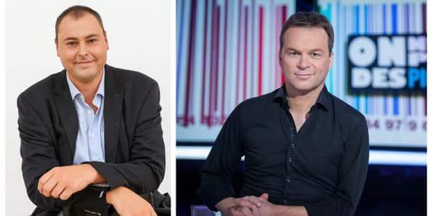 """Benjamin Maréchal succède à Sébastien Nollevaux pour la présentation de l'émission """"On n'est pas des pigeons"""" - La Libre"""