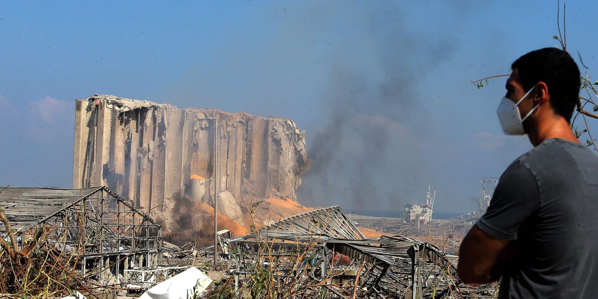Deux semaines après l'explosion, une forte hausse des cas de Covid-19 force le Liban à reconfiner sa population
